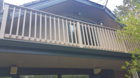 professional carpenters services deck after