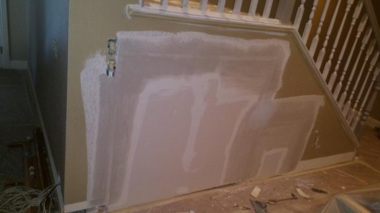 residential interior painting service drywall mid production