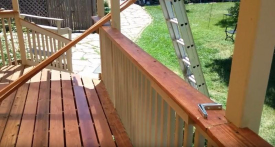 home advisor denver colorado railing after