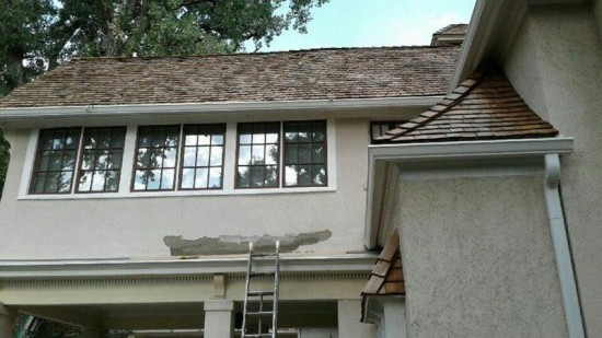 house painting services stucco before
