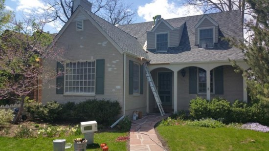 residential painting company boulder colorado entry before