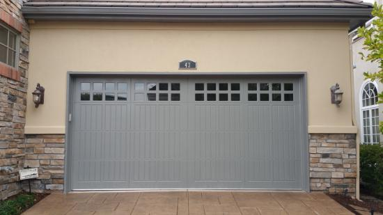 professional house painters near me garage after