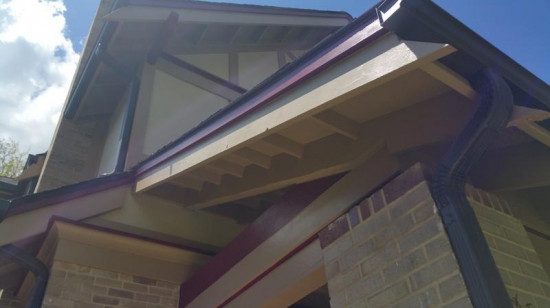 residential painting company denver colorado fascia after