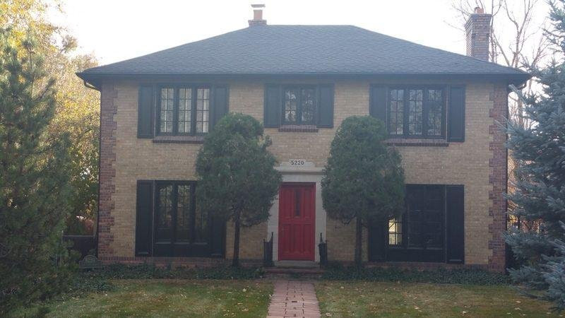 Carpentry Restoration Project in Park Hill