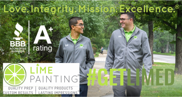 LIME Painting Awards Second Franchise Location to Stand Out Account Manager