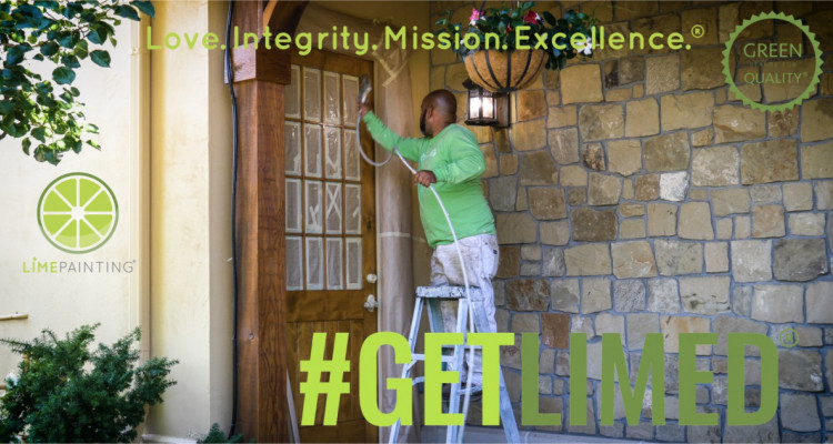 While Building A Sales & Marketing LIME Painting Franchise, You'll Never Pick Up A Paintbrush.