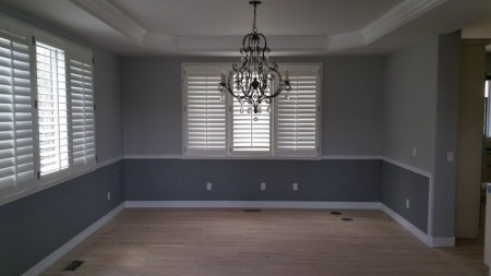 CUSTOM INTERIOR DRYWALL/PAINT