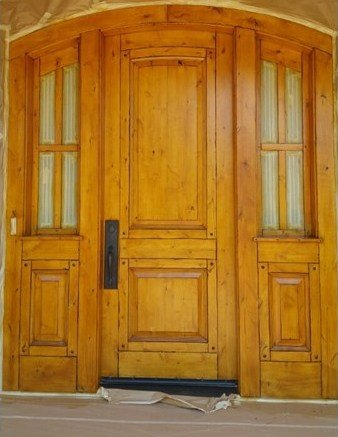 ENTRY DOOR RESTORATION