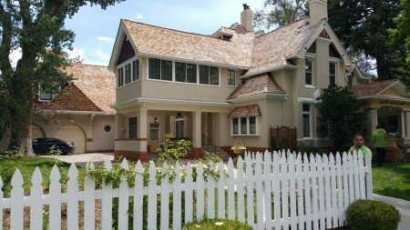 Historic Restoration in Denver Country Club