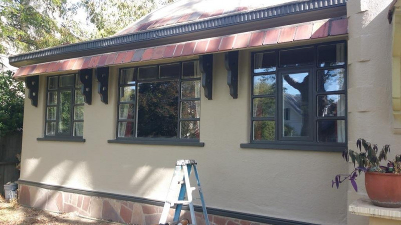 STUCCO RESTORATION