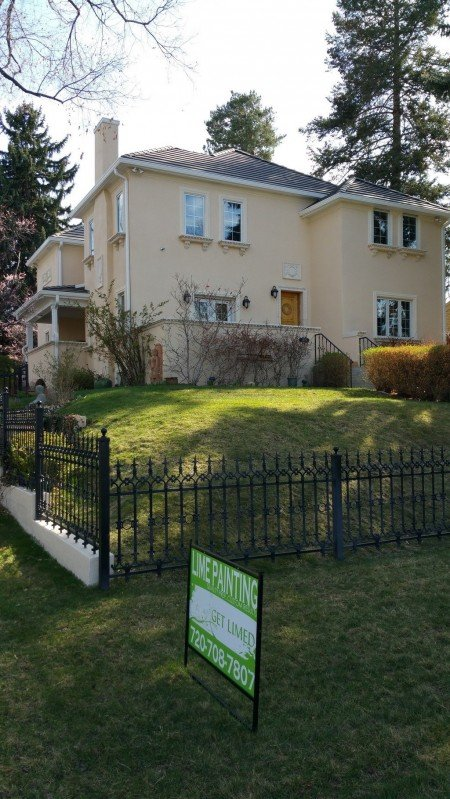 Stucco Restoration Project in Hilltop