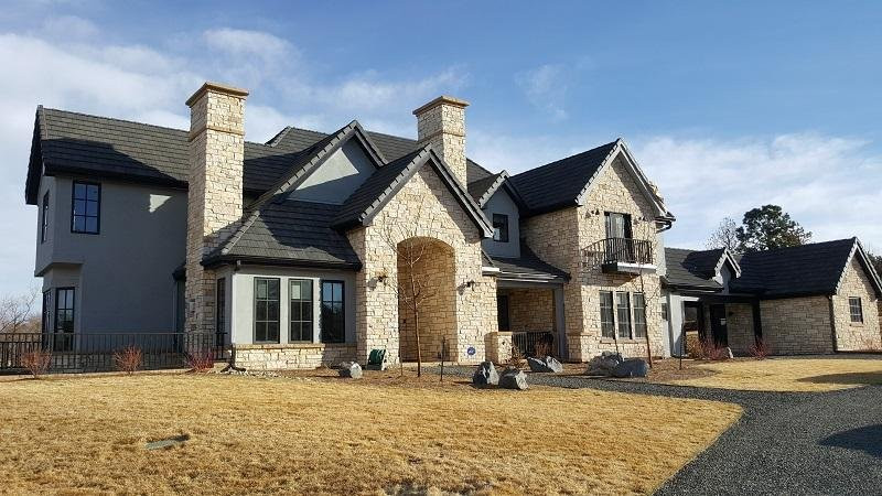 Exterior Repaint Project in Greenwood Village, CO